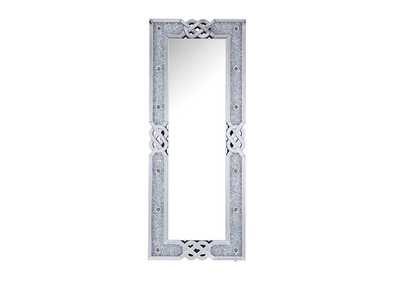 Image for Noralie Mirrored Accent Mirror (Floor)