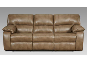 Image for Canyon Taupe Reclining Sofa