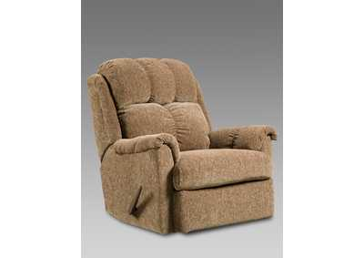 Image for Tahoe Brown Recliner