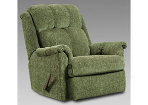 Image for Tahoe Green Recliner