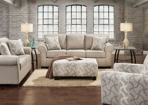 Image for Compel Smoke Loveseat