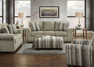 Image for Heather Grey Loveseat