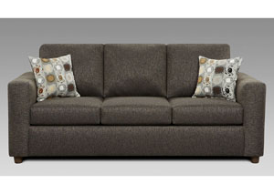 Image for Vivid Onyx Sofa
