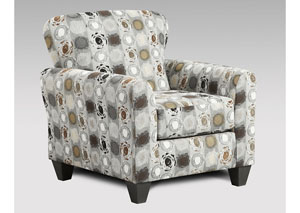 Image for Paintball Granite Accent Chair