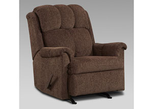 Image for Tahoe Chocolate Recliner
