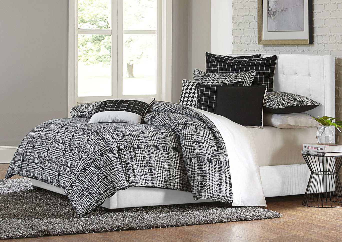 Lucianna Nori 9 pc. Queen Comforter Set,AICO