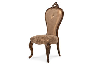 Image for Platine de Royale Espresso Side Dining Chair
