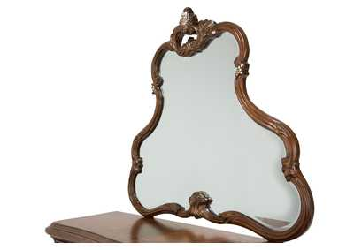 Image for Platine de Royale Light Espresso Dresser Mirror