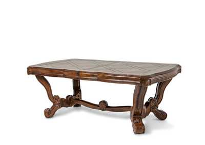 "Image for Tuscano Melange Rectangular Dining Table w/3 22"" Leaves"