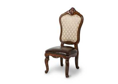 Image for Tuscano Melange Assembled Side Dining Chair