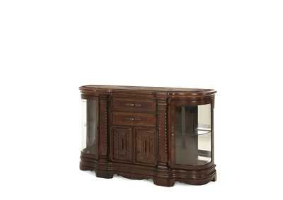 "Image for Windsor Court""Sideboard"" Vintage Fruitwood"