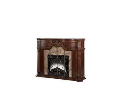 "Image for Windsor Court""Fireplace"" Vintage Fruitwood"