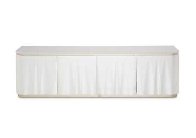 "Image for London Place""Media Cabinet""Creamy Pearl"