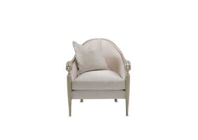 "Image for LondonPlace""Accent Chair""LtChampagne"