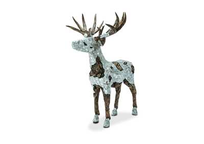 Image for Large Deer w/Aluminum Body Coat