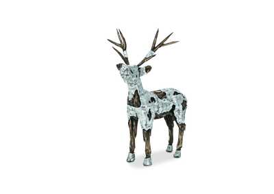 Image for Small Deer w/Aluminum Body Coat