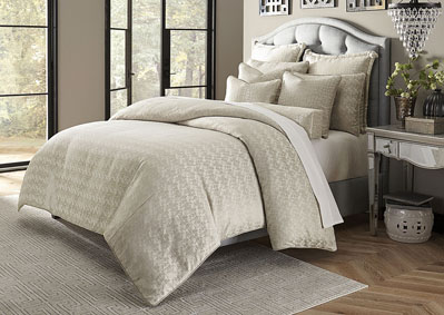 Image for Carlyle Platinum 10 pc. King Comforter Set