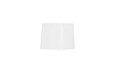 Image for Montreal White Rectangular Lamp Shade (2/Pack)
