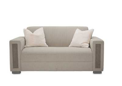 "Image for MenloStation""Loveseat DVE""DoveGray"