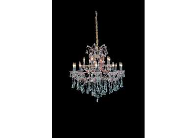"Palacio""19 Light Chandelier"""
