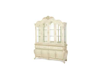 "Image for Lavelle""China Cabinet""Blanc"