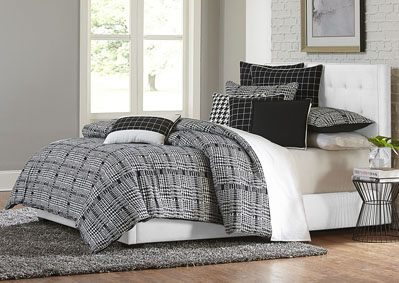 Lucianna Nori 9 pc. Queen Comforter Set