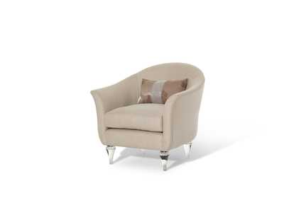 Image for Rodeo Platinum Upholstered Armchair