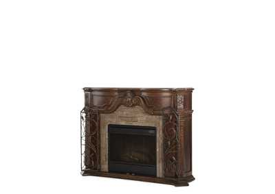 Image for Windsor Court Vintage Fruitwood Fireplace