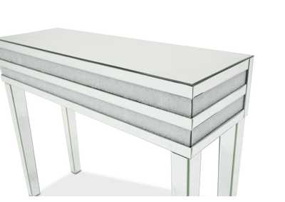 Montreal White Console Table,AICO