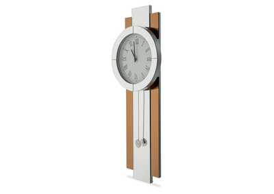 Image for Montreal Tan Wall Clock