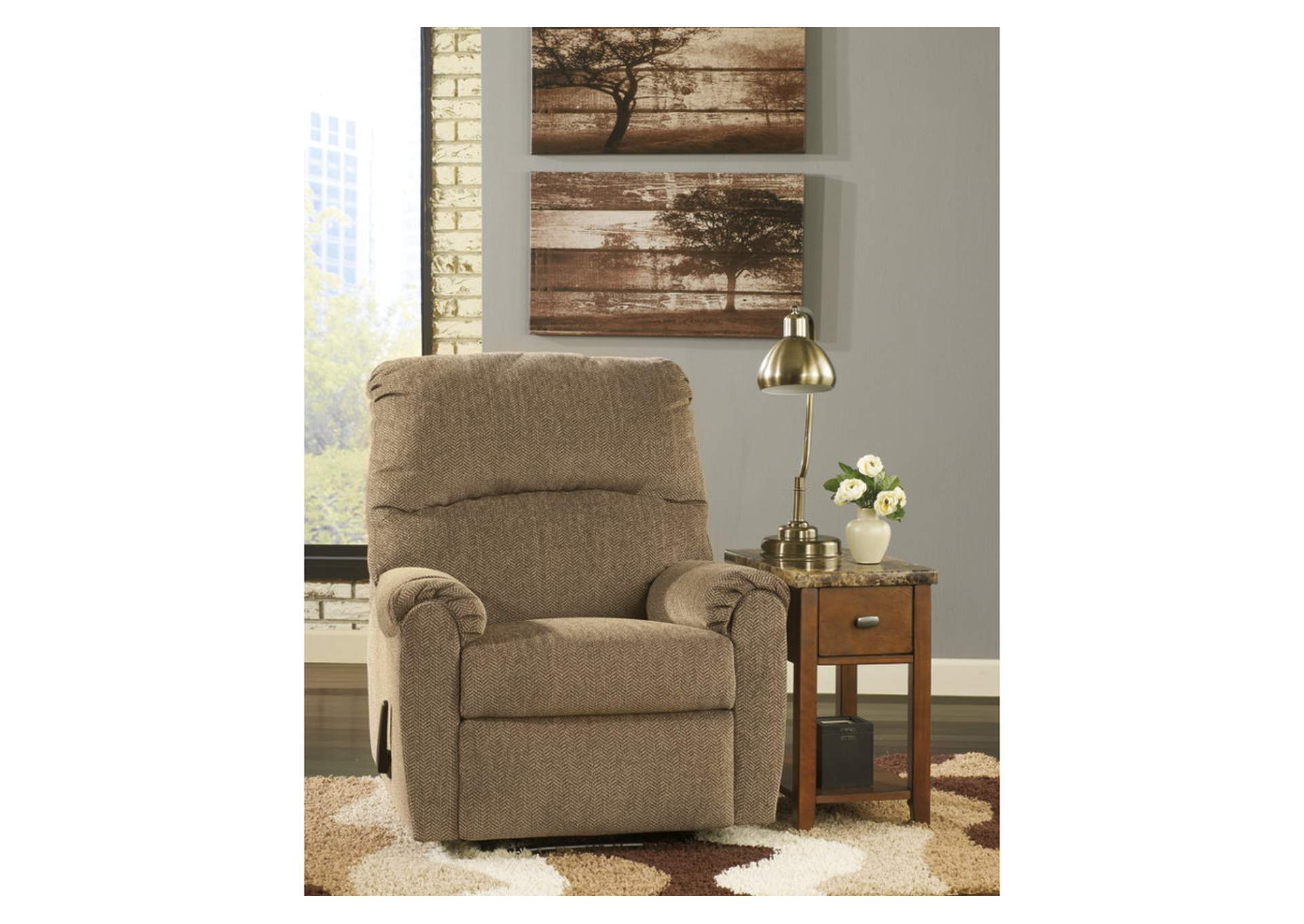 Brown Chair Side End Table,Direct To Consumer Express