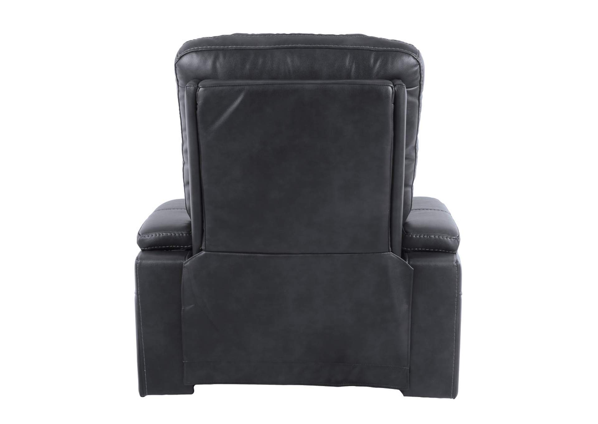 Composer Gray Power Recliner,Signature Design By Ashley