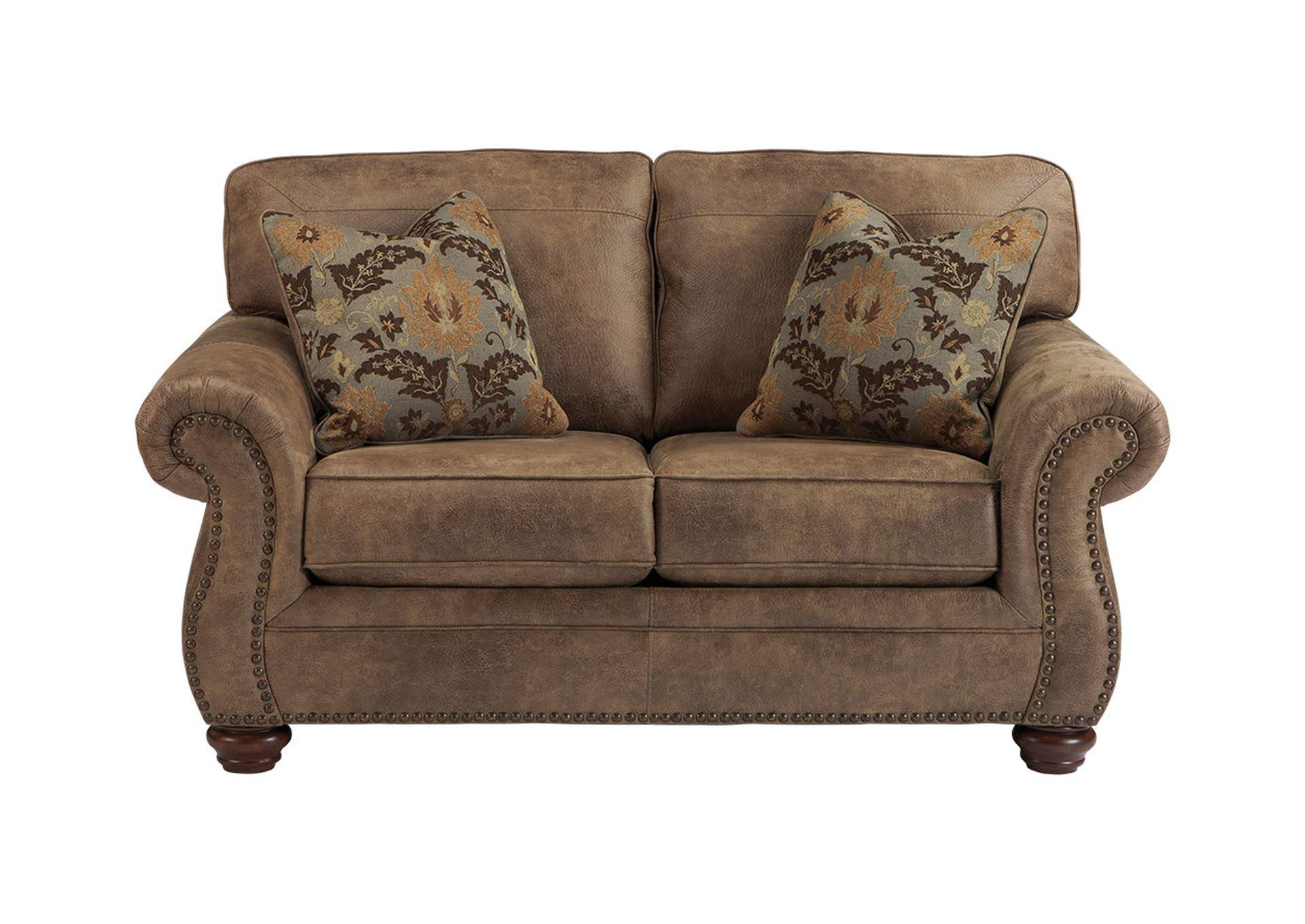 Larkinhurst Earth Loveseat,Signature Design By Ashley