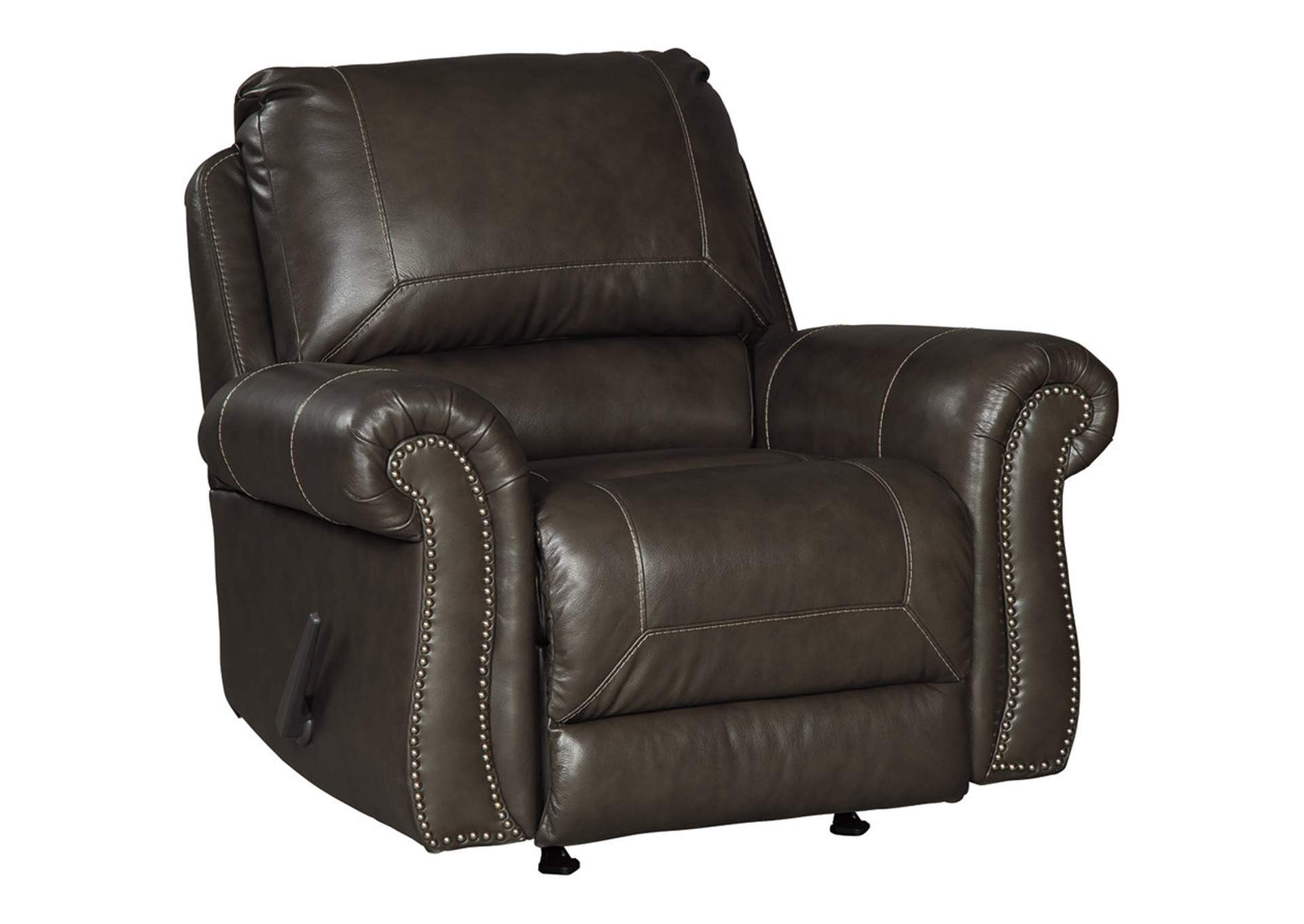 Lawthorn Slate Recliner,Signature Design By Ashley