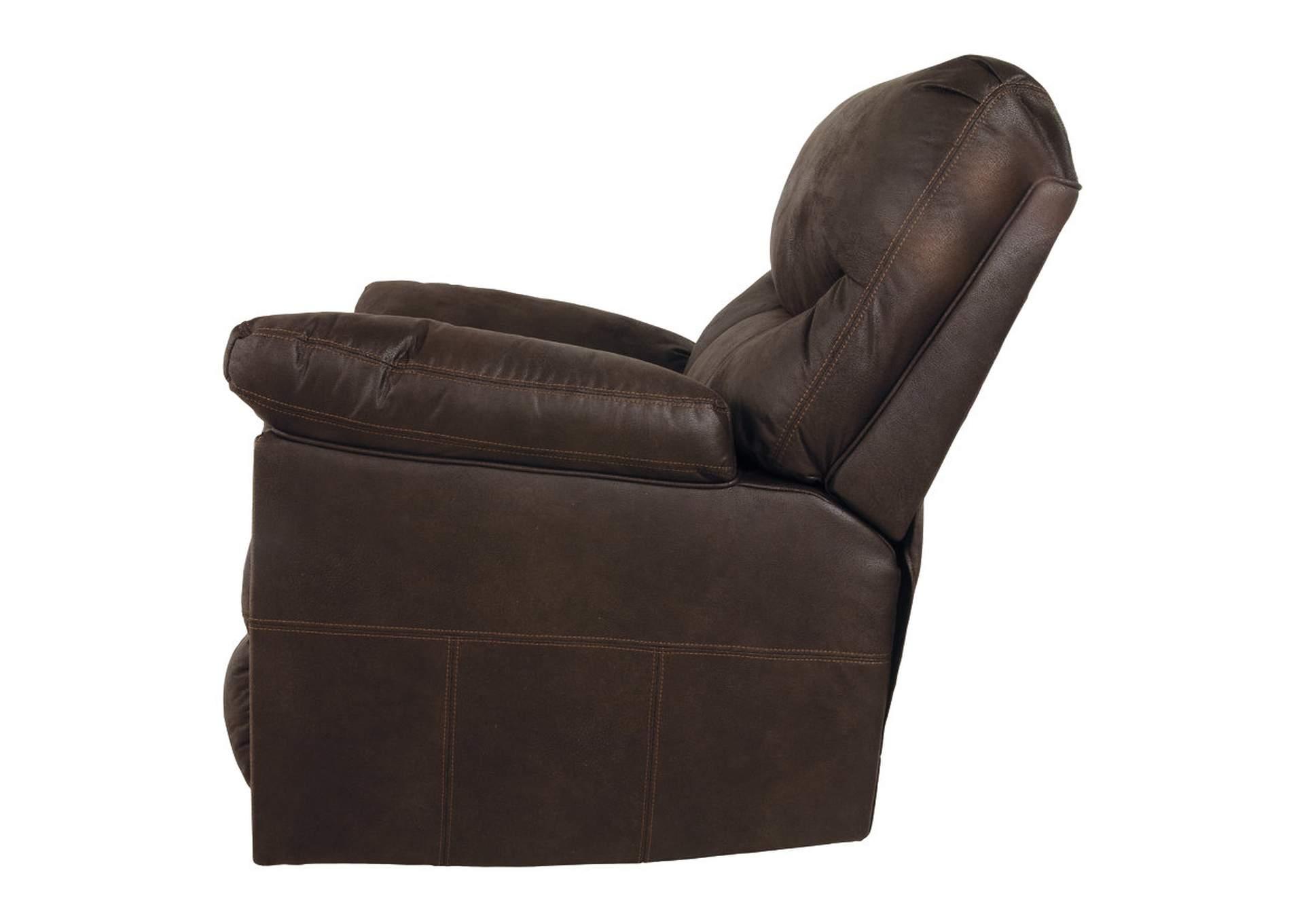 Boxberg Teak Rocker Recliner,Signature Design By Ashley