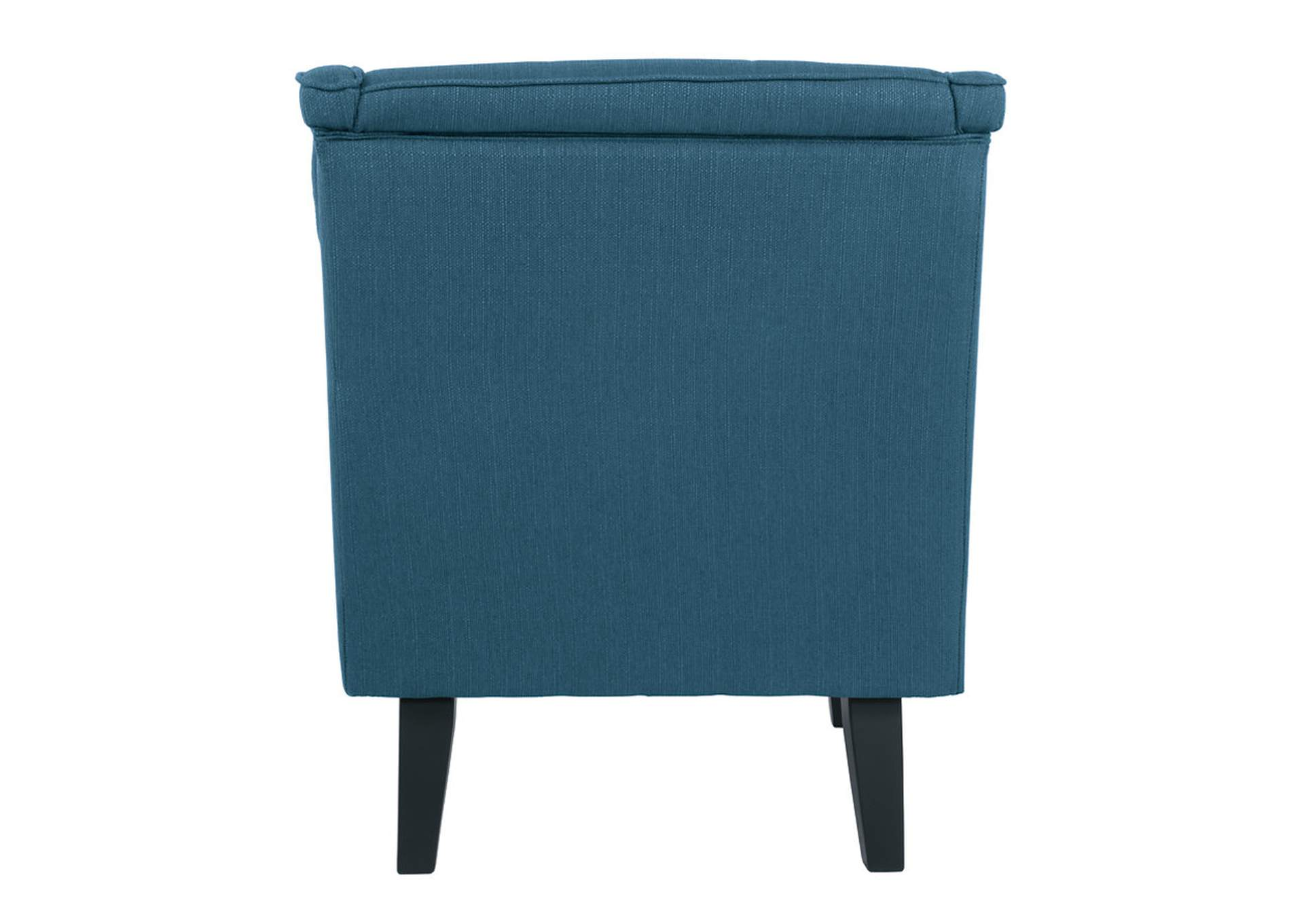 Clarinda Blue Accent Chair,Signature Design By Ashley