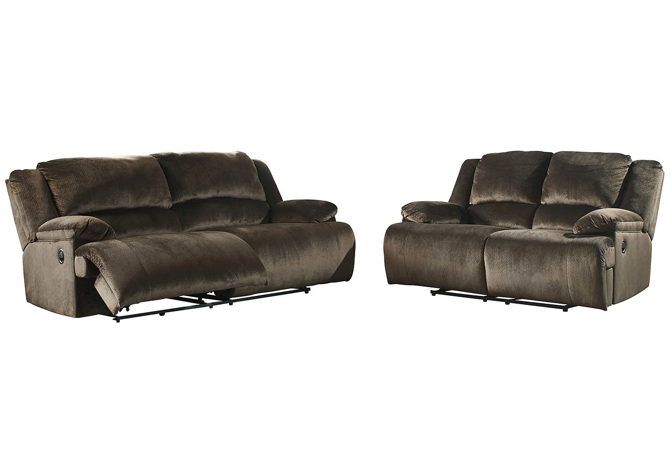 Clonmel Reclining Sofa and Loveseat,Signature Design By Ashley
