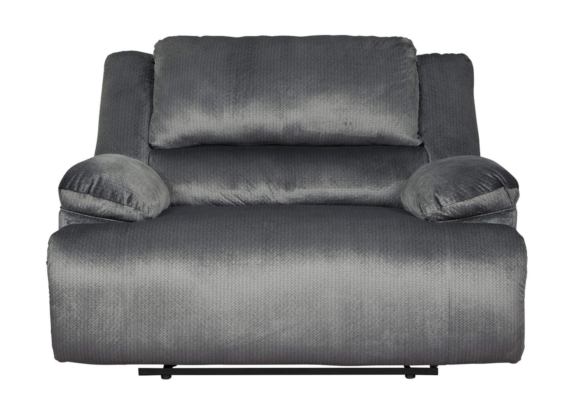 Clonmel Oversized Recliner,Signature Design By Ashley