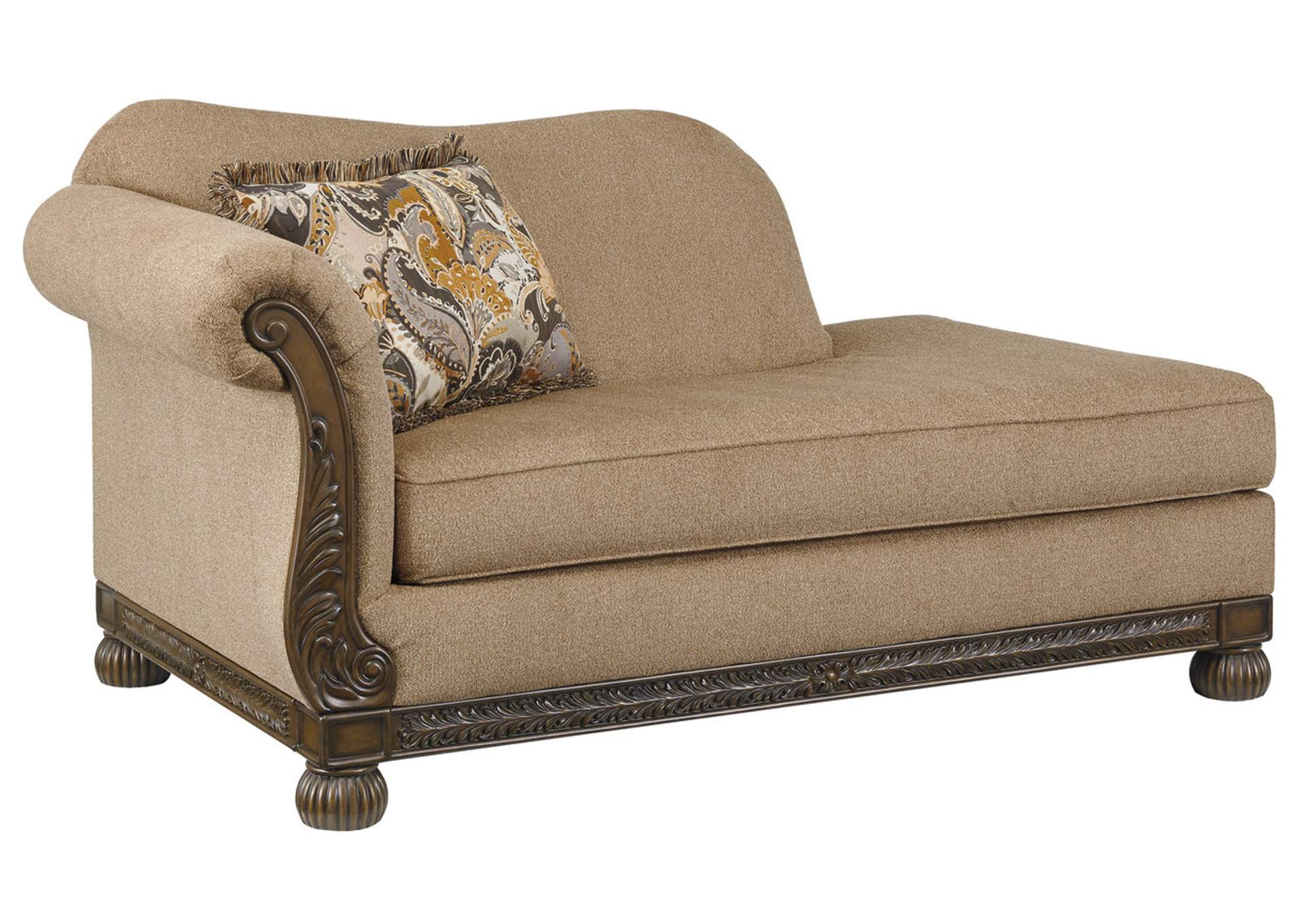 Westerwood Patina LAF Corner Chaise,Signature Design By Ashley