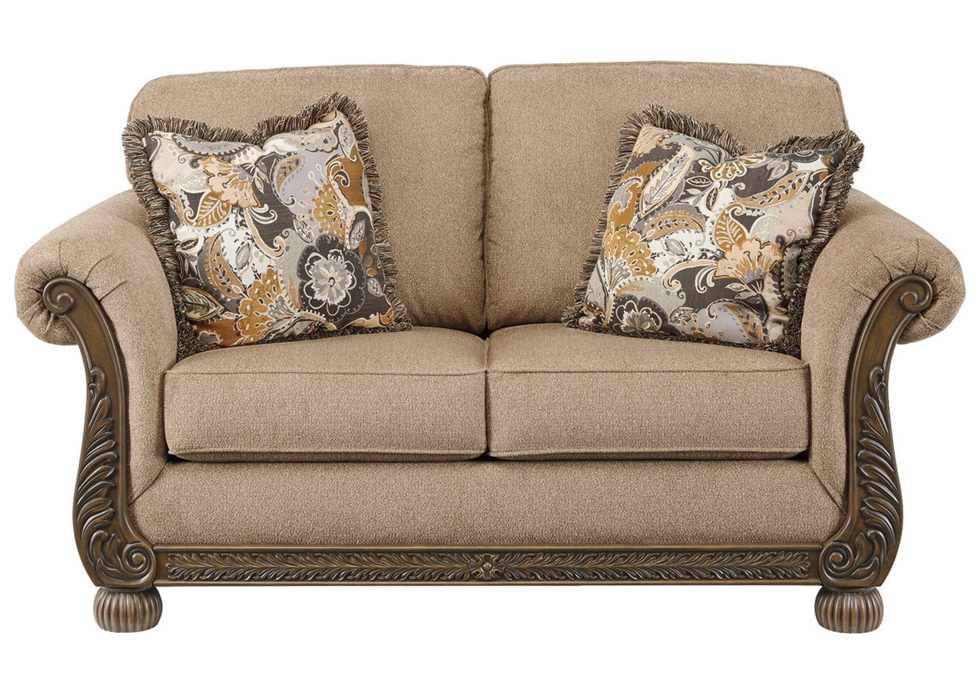 Westerwood Patina Loveseat,Signature Design By Ashley