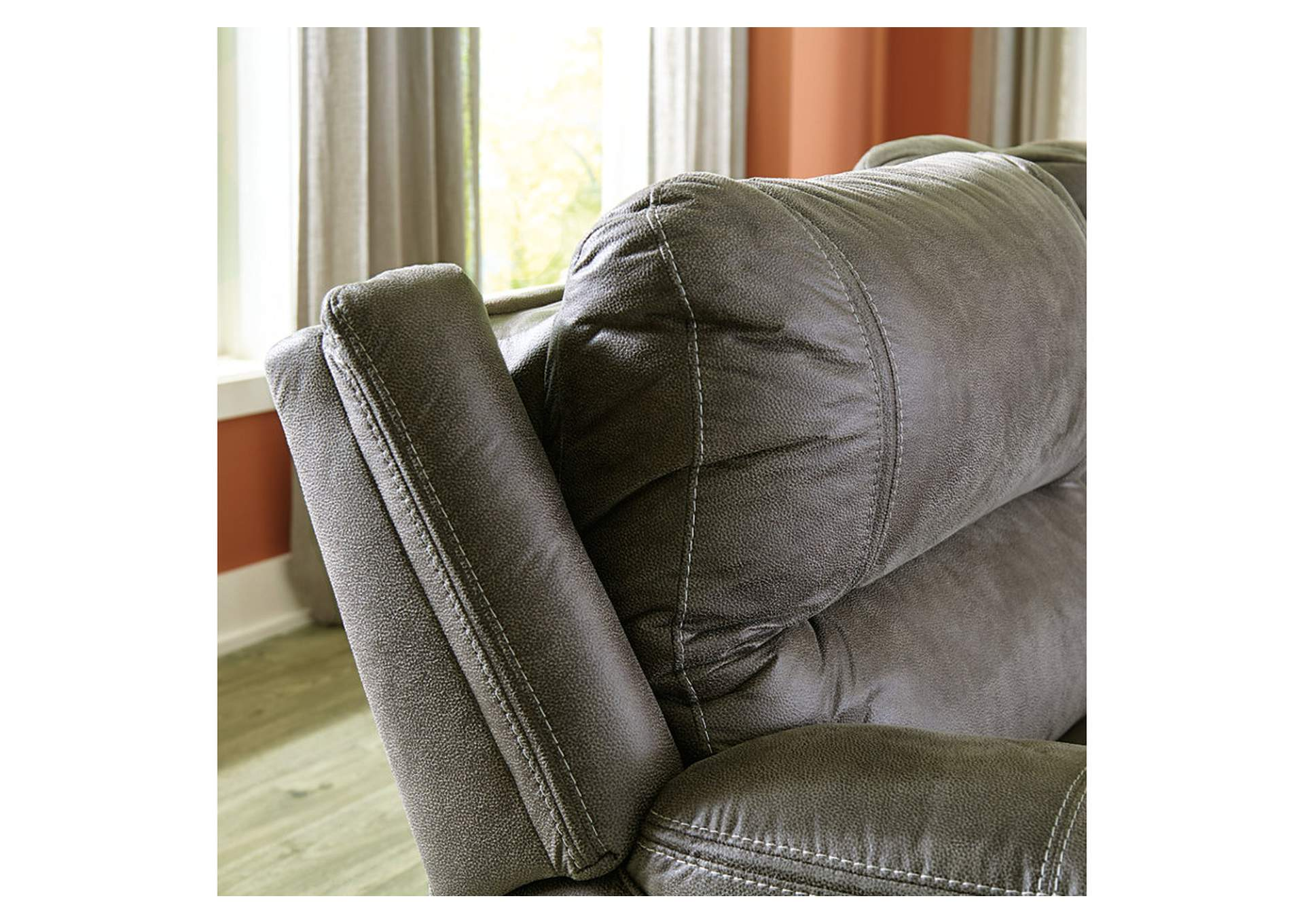 Cranedall Oversized Power Recliner,Signature Design By Ashley