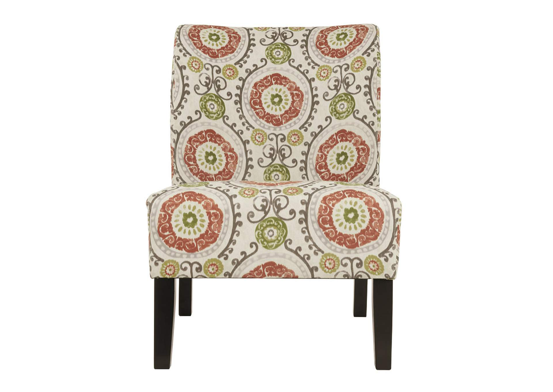 Honnally Pattern Accent Chair,Direct To Consumer Express