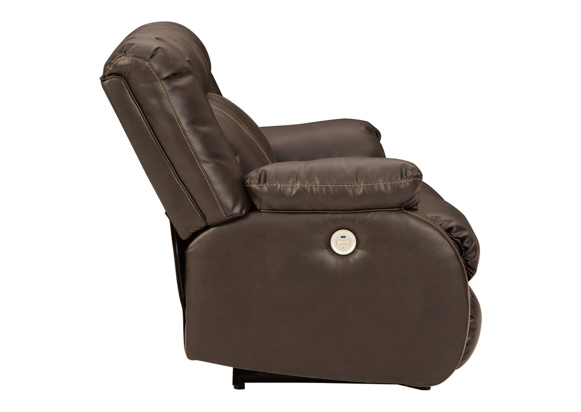 Denoron Power Reclining Loveseat,Signature Design By Ashley