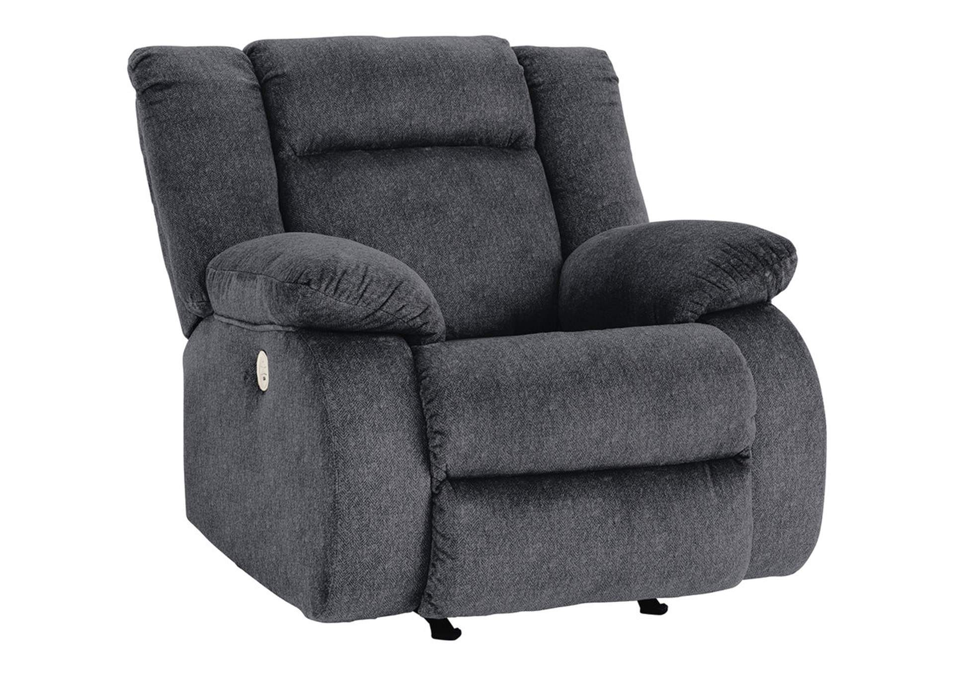 Burkner Power Recliner,Signature Design By Ashley