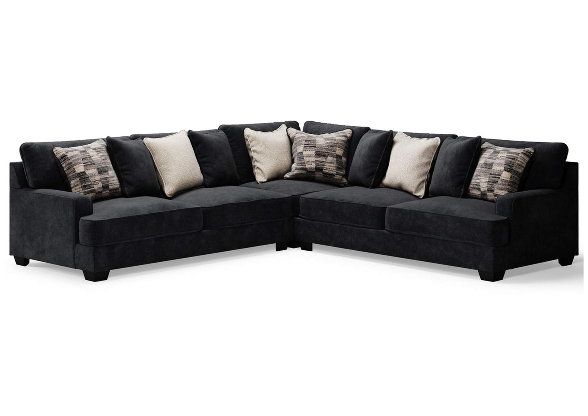 Lavernett 3-Piece Sectional,Signature Design By Ashley