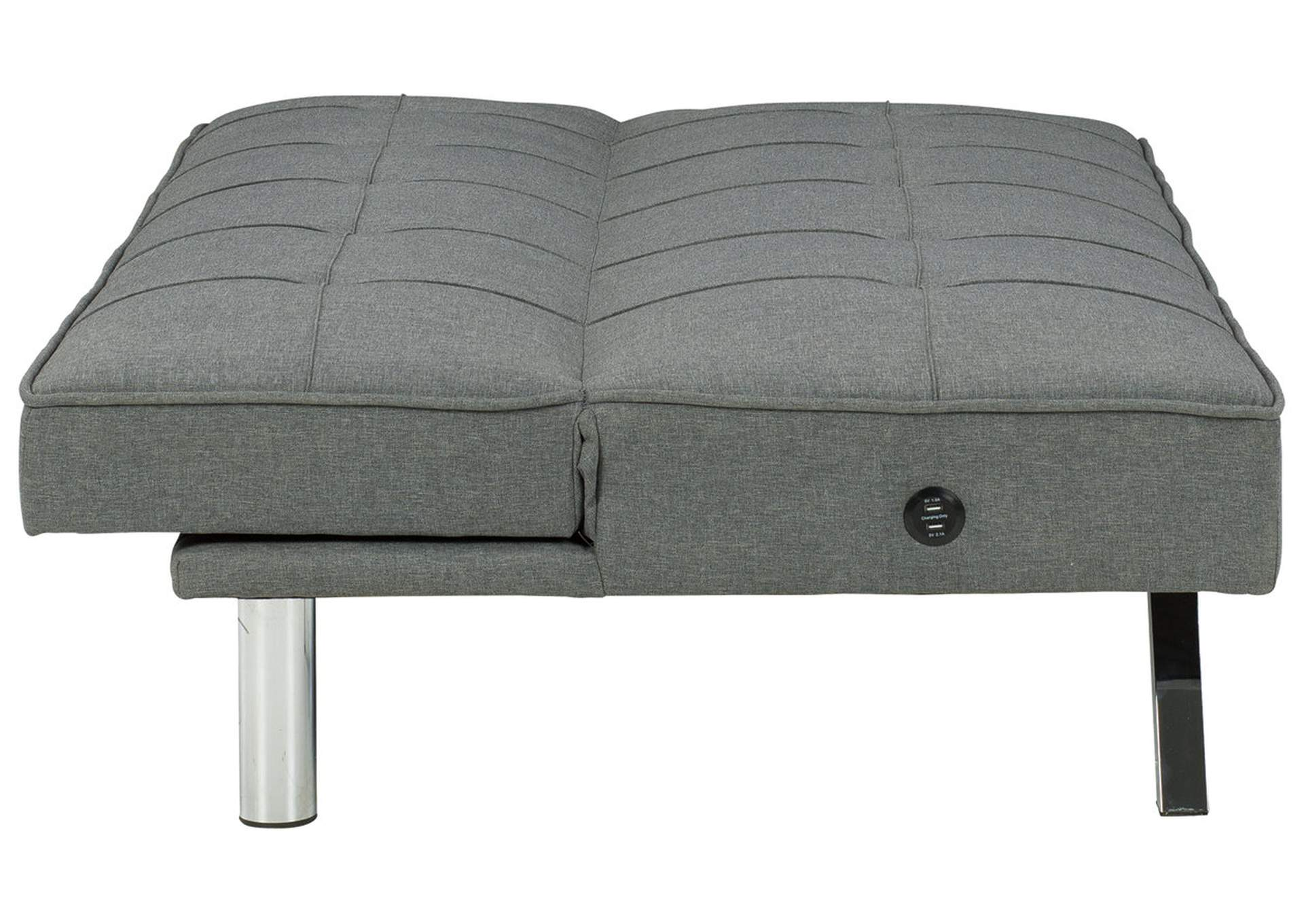 Santini Flip Flop Armless Sofa,Signature Design By Ashley