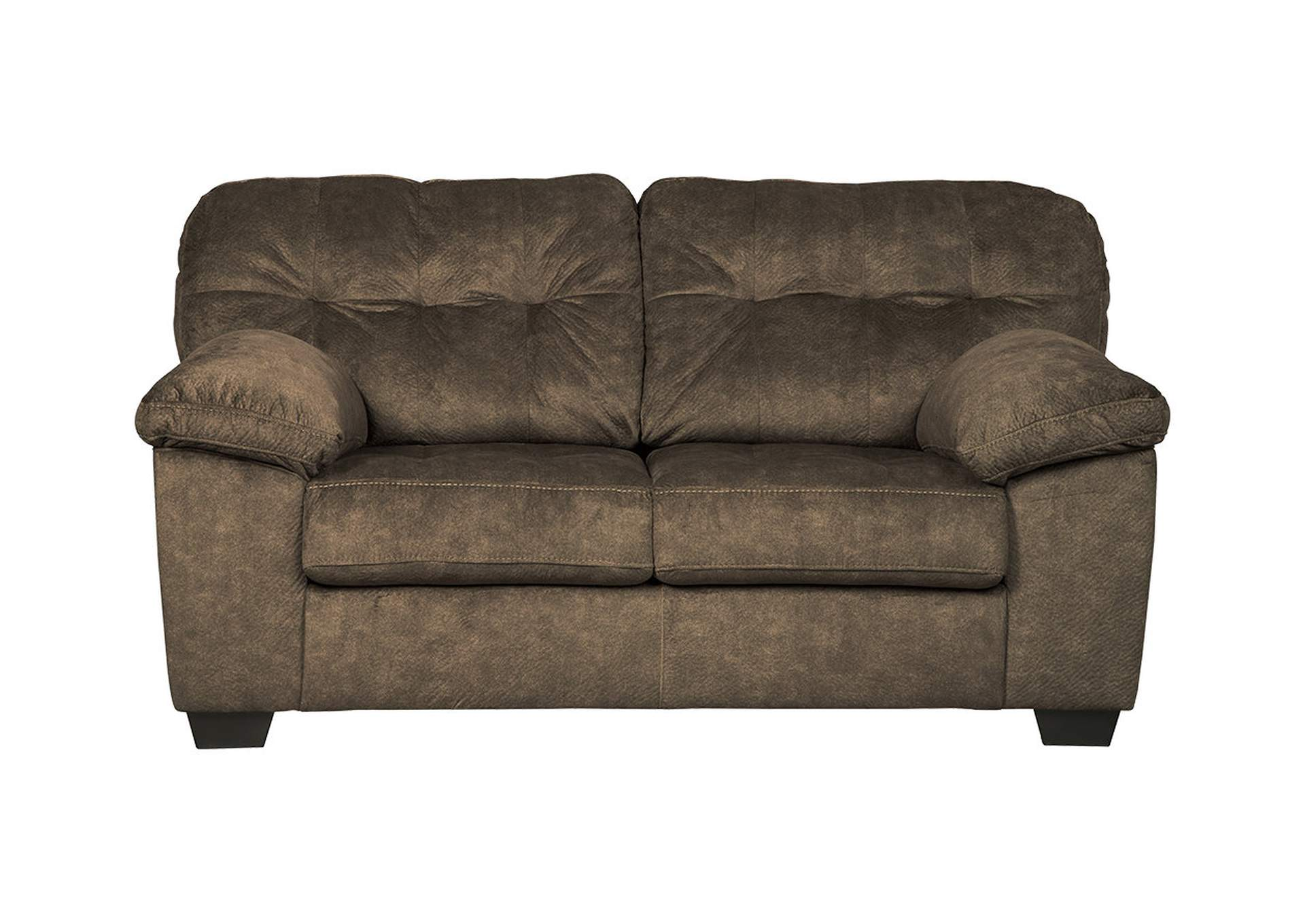 Accrington Earth Loveseat,Signature Design By Ashley