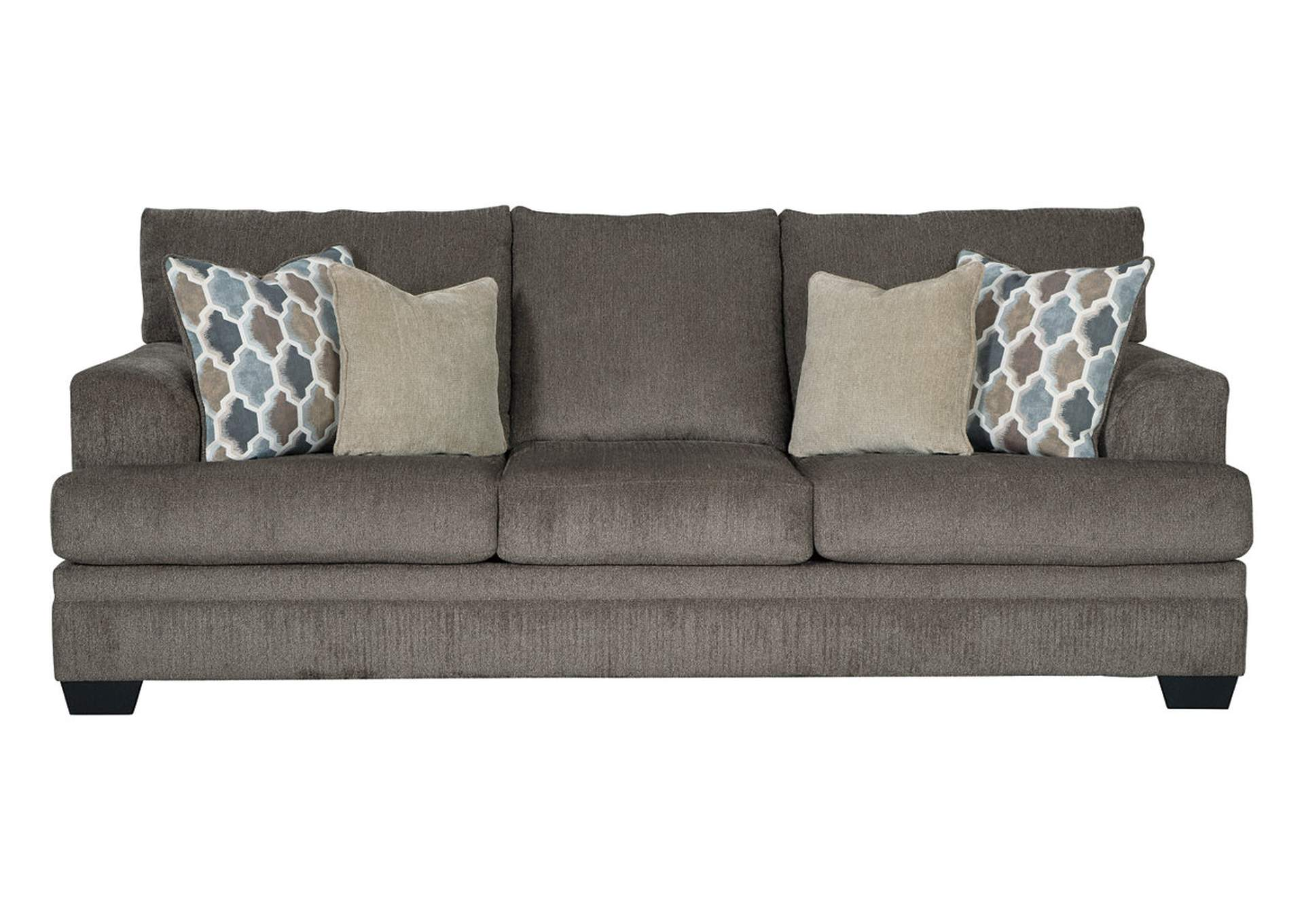Dorsten Slate Sofa & Loveseat,Signature Design By Ashley