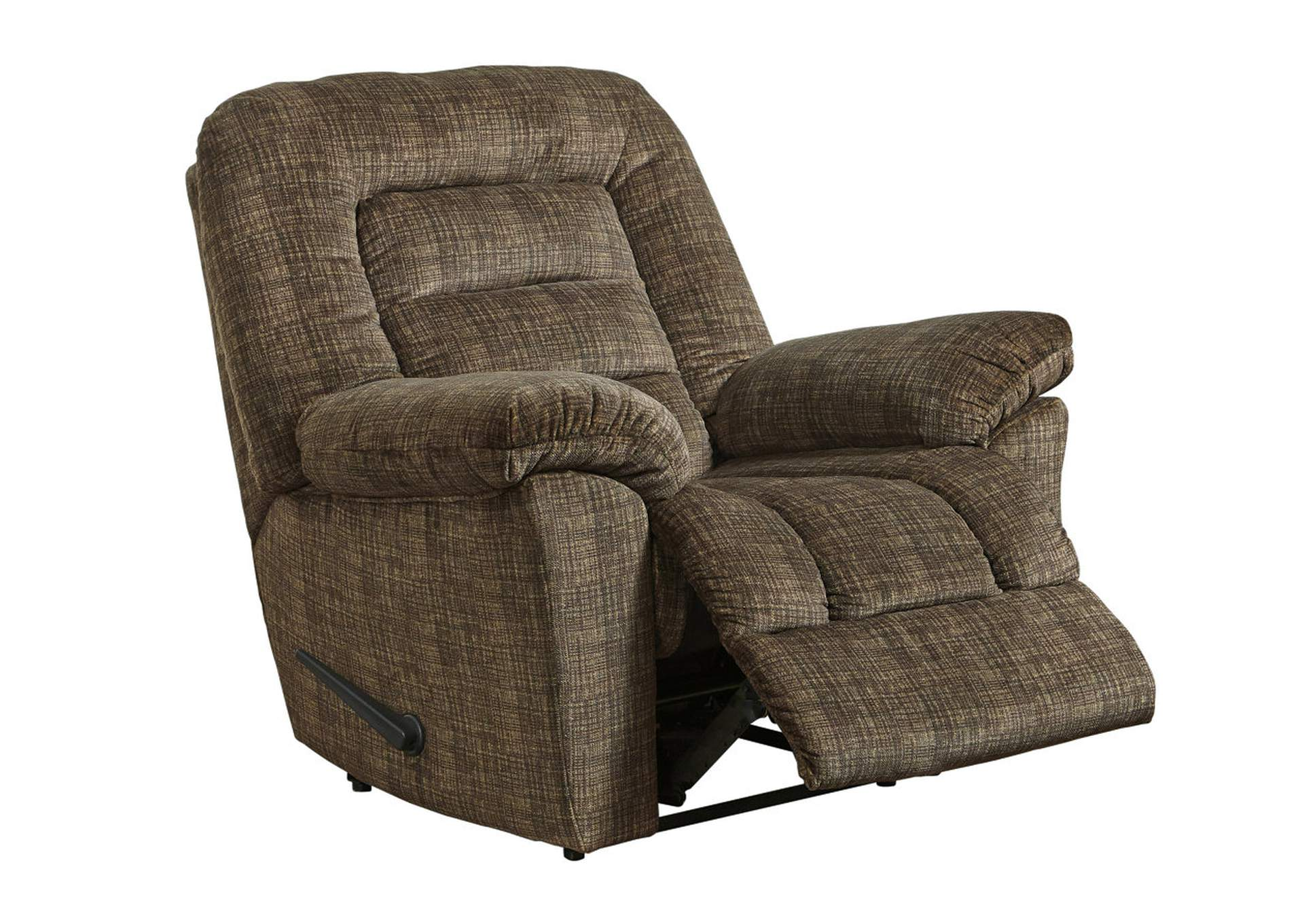 Hengen Mocha Zero Wall Recliner,Signature Design By Ashley