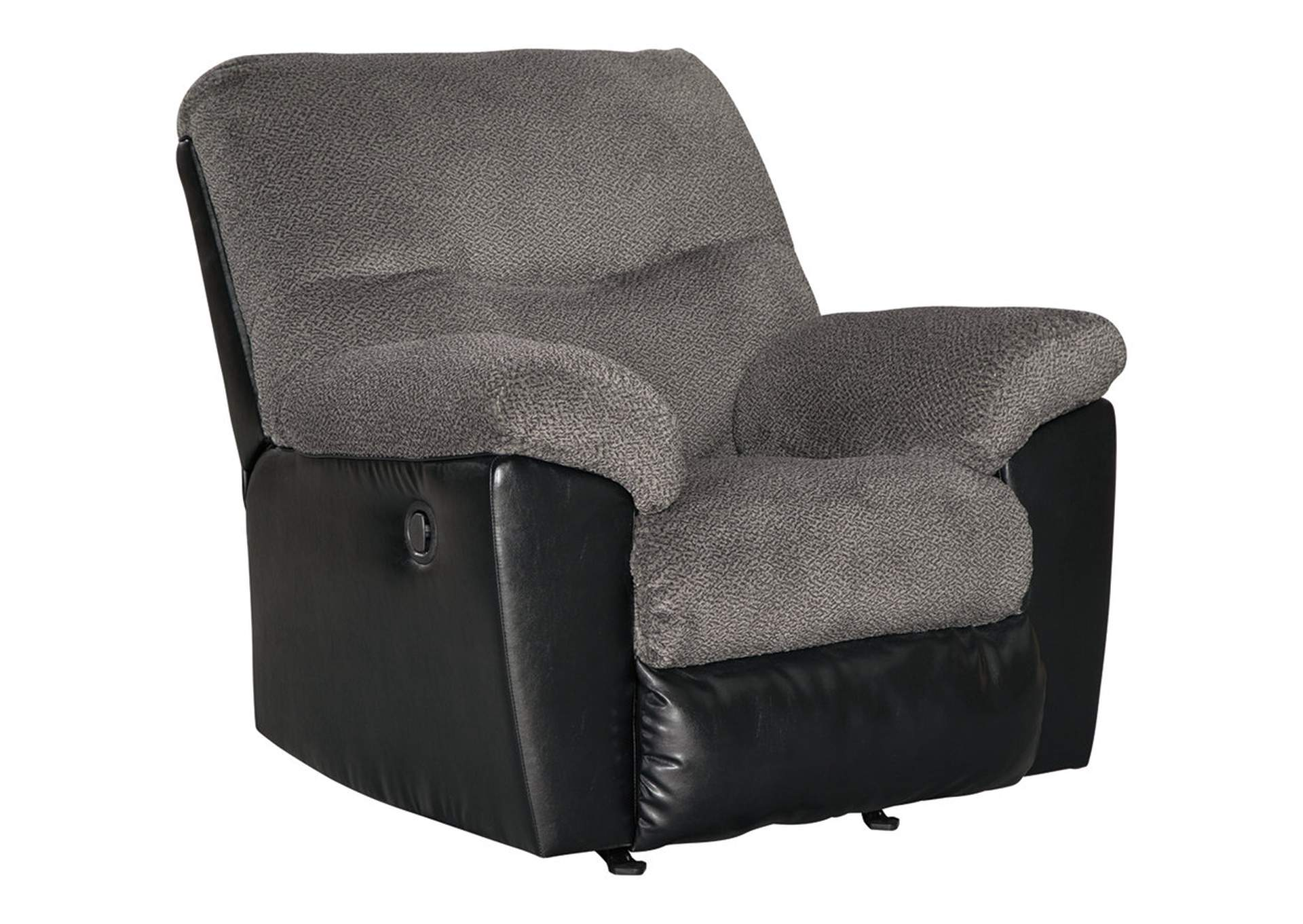 Millingar Smoke Rocker Recliner,Signature Design By Ashley